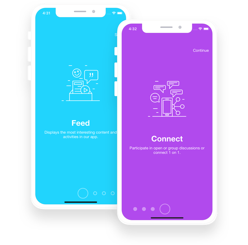 App for Bloggers