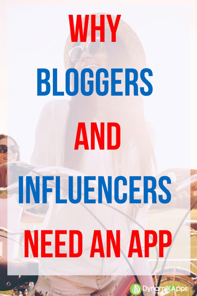 How to convert blog to app Instagram app alternative